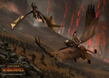 Take flight in the latest Total War game.