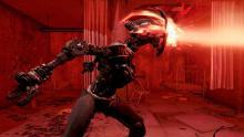 Destructive combat robots that fire deadly laser beams.
