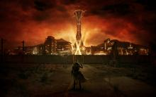The major city of Fallout: New Vegas, full of seedy survivors and casinos.