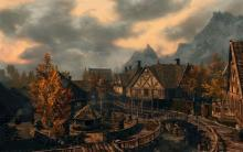 One of Skyrim's major city's and home of the Thieves Guild.