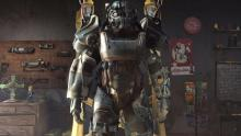Power armor can be fully costomized, modded, and upgraded at stations.