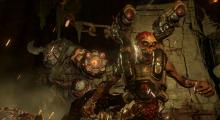 The demons of Doom 4 are many and armed to the teeth.