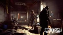 Homefront: Revolution's game map is littered with hidden resistance bases.