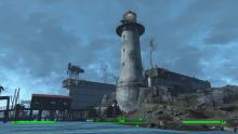 The name of the lighthouse is a reference to the town of Kingsport from the works of H.P. Lovecraft.
