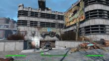 Fallout 4 has a ton of unmapped locations. The only way to find them is to explore.