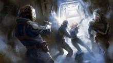 The story launches into a rescue mission as you hunt down the mercenary who stole your baby.