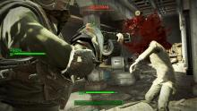 V.A.T.S. allows you to target specific body parts. Like heads.