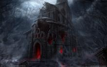 Once a holy place of worship, this cathedral became a portal to Hell itself when Diablo corrupted the mind of King Leoric. The Mad King slaughtered many of the town's citizens before his own knights assassinated him.