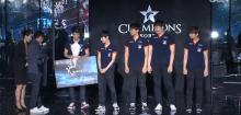 The ROX Tigers were the runners up in the 2016 LCK Spring Split