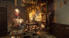 Bloober Team's hit psychological horror thriller game.