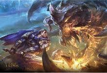 One of many of League's artworks. This particular piece is available on their website as a poster.