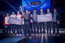 IEM Katowice 2015. TSM beats WE and wins the large prize -- but WE seems to win a fair chunk themselves.