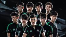 Vasilii with the old Vici Roster (circa 2015). The entire team is pretty good looking...
