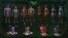 Make your own Illidari and join the battle for Azeroth