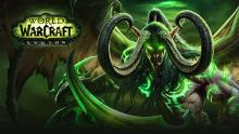 Illidan is back and it is unclear in what capacity, and just where he stands against the Legion