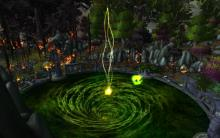 Here the portal for Sargeras imploded and created the maelstrom