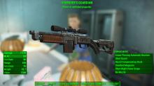 An extraordinary combat rifle you can buy in Vault 81.