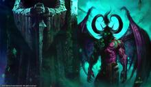 Not just Xavius was cursed with a 'wicked' form by Sargeras