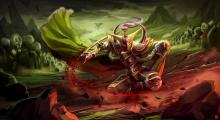 Maiev is again in pursuit of Illidan but in a different way