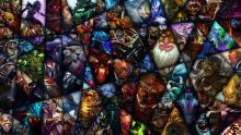 DOTA2, Over 100 heroes to choose from