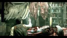 From beginning to end, The Evil Within offers non-stop gore.