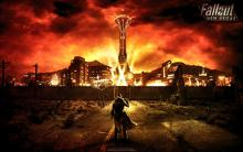 Exploring and surviving in a post-apocalyptic world combines with the lights and glamour of Las Vegas.