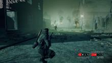 A good thing about zombie army trilogy is that you don't have to always face the zombies head on, instead you can take a stealthier approach and kill the zombies using your sniper rifle