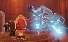 Spirit dragon released.
