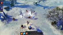 Divinity original sin features both local and online multiplayer modes and is quite enjoyable when played with friends
