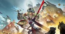 The heroes of Battleborn must unite to fight a mysterious evil.