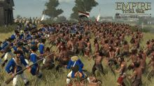 In an Empire Total War DLC you may now attempt to conquer the natives of the New World!