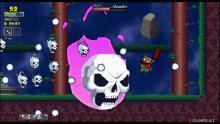 A flying skull is normal, right?