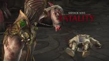 Fatality: Shinnok