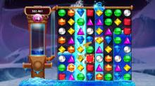 A gameplay shot from Bejeweled 3