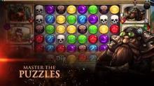 A gameplay shot form Gems of War