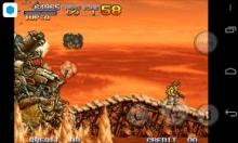 More in game action from Metal Slug 3