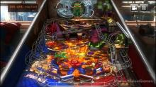 One of the new Marvel tables from Pinball FX2