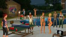 In the Sims 3 you can be the life of the party