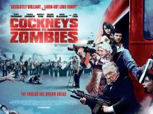 Another fun movie by Matthias Hoene, Cockneys vs Zombies features lots of humorous content