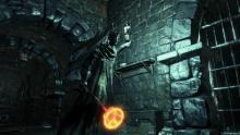 Don't let their slow movement speed fool you, the Jailers are perhaps the most dangerous enemy in the game. Their brands can inflict constant damage to you, they can breathe cursed gas, and when their lantern turns red, they can deplete your maximum health to a point where the edge of a falling snowflake striking you could be fatal.