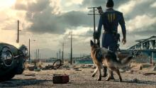 Partner up with Dogmeat, your faithful companion, as you scour the wasteland for answers and ammo.