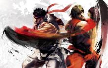 Ken and Ryu serve as staple characters of the series developed by Capcom.