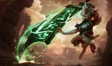 Faker made Riven Mid a thing. Normally, a fighter/assassin/bruiser top laner.