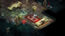 Sneak up on your enemies in Invisible, Inc.