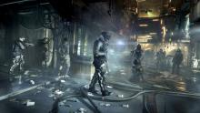 Augmented humans are treated as criminals in Deus Ex: Mankind Divided