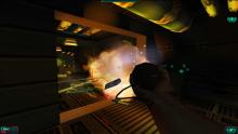 In System Shock 2 you will have to fight infected crewmen