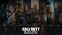 Specialist characters need to go from Call of Duty completely.