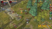 Difficult battles break out in Albion Online