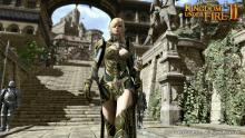 Customize your character in Kingdom Under Fire II