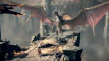 Fight dragons in Lineage Eternal